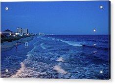 Blue Moon Acrylic Print