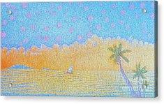 Blue Nile Acrylic Print