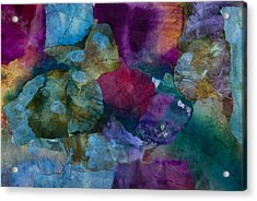 Blue Nile Acrylic Print by Don  Wright