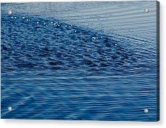 Blue Period Acrylic Print