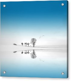 Blue Season Acrylic Print