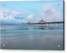 Acrylic Print featuring the photograph Blue Skies by Kim Hojnacki
