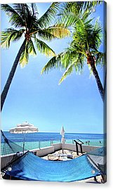 Acrylic Print featuring the photograph Blue Sky Breezes by Phil Koch