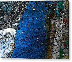 Blue Spectacular Acrylic Print