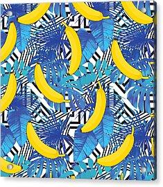Blue Summer  Acrylic Print