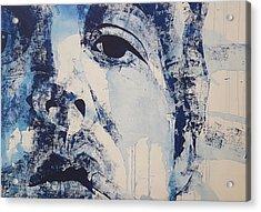 Bluebird - Paul Mccartney Acrylic Print