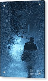 Bluemanright Acrylic Print