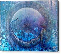 Bluestargate Acrylic Print