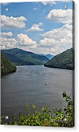Bluestone Lake - Hinton West Virginia Acrylic Print