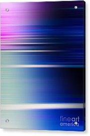Blur 29 Acrylic Print by Horacio Martinez