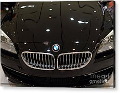 Bmw . 7d9566 Acrylic Print by Wingsdomain Art and Photography