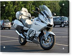 Bmw K1600 Gtl Acrylic Print by Peter Chilelli