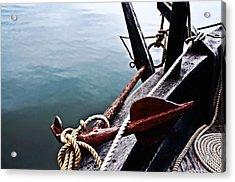 Boat Anchor Acrylic Print