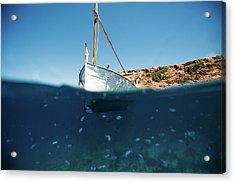 Boat I Acrylic Print