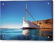 Boat II Acrylic Print