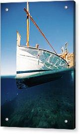 Boat IIi Acrylic Print