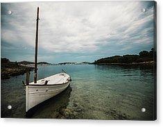 Boat Iv Acrylic Print