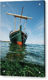 Boat Vi Acrylic Print