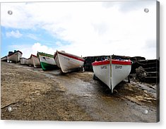 Boats,fishing-24 Acrylic Print