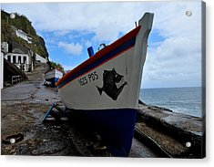 Boats,fishing-26 Acrylic Print
