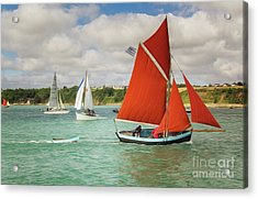 Boatshow Acrylic Print