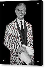 Bob Hawke Acrylic Print