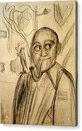 Bob Hope's Dream Acrylic Print by Michael Morgan