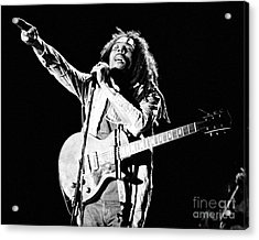 Bob Marley 1978 Acrylic Print