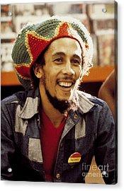 Bob Marley 1979 Acrylic Print