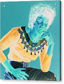 Bobbi Acrylic Print