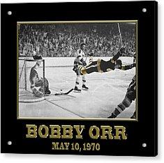 Bobby Orr 6 Acrylic Print