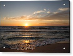 Boca Grande Sunset Acrylic Print