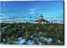 Boca Lighthouse Acrylic Print