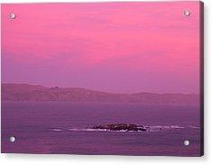 Bodega Bay  Acrylic Print by Soli Deo Gloria Wilderness And Wildlife Photography