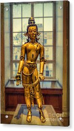 Bodhisattva Avalokiteshvara Acrylic Print by Adrian Evans