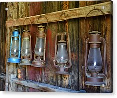 Bodie Blue Light Special Acrylic Print