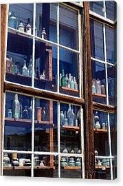 Bodie Bottles #1 Acrylic Print
