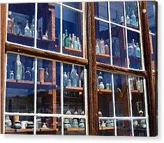 Bodie Bottles #2 Acrylic Print