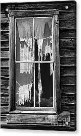 Bodie Ghost Town Acrylic Print by Sandra Bronstein