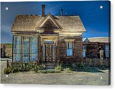 Bodie House Acrylic Print