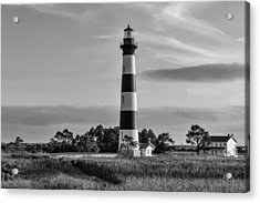 Bodie Island Light Station Acrylic Print by Gregg Southard