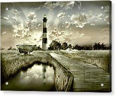 Bodie Island Lighthouse 3 Acrylic Print