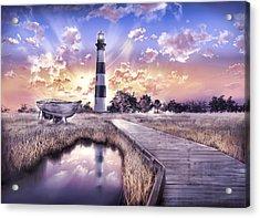 Bodie Island Lighthouse 4 Acrylic Print