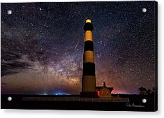 Bodie Light And Galactic Core 4994 Acrylic Print