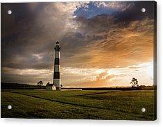 Bodie Lighthous Landscape Acrylic Print