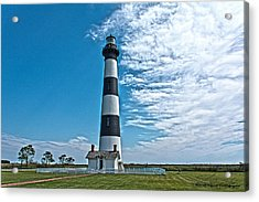 Bodie Lighthouse Acrylic Print