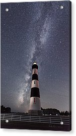 Bodie Milky Way 1326 Acrylic Print by Dan Beauvais