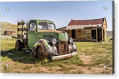 Bodie Pickup Truck Acrylic Print