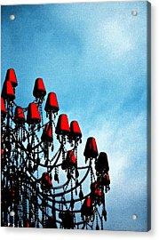 Bodrum Turkey 27 Acrylic Print by Per Lidvall