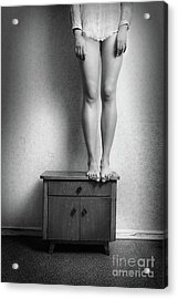 Body #7044 Acrylic Print